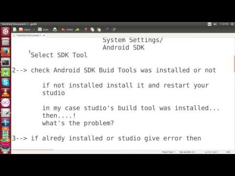 Android Studio Gradle Error Solution in just 5 minutes.