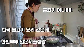 한일부부 일본시골생활(시바견,육아,일본인아내 불고기 요…