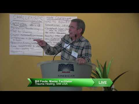 Trauma Healing Institute 2018 Community of Practice - Day 1 Session 4 - Edited