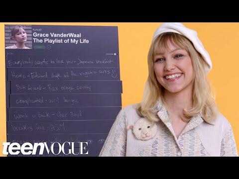 Grace VanderWaal Creates the Soundtrack to Her Life   Teen Vogue