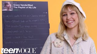 Grace VanderWaal Creates the Soundtrack to Her Life | Teen Vogue thumbnail