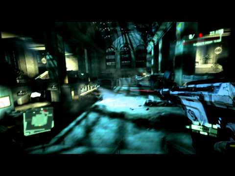Episode 7 - Crysis 2 Co-op Campaign DEMO (Gameplay/Commentary)