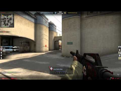 Counter-Strike Global Offensive Competitivo #123