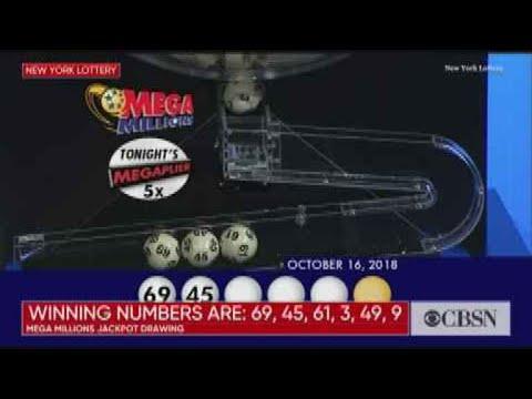 Mega Millions winning numbers drawn for $667M jackpot