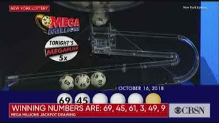 Mega Millions winning numbers drawn for $667M jackpot