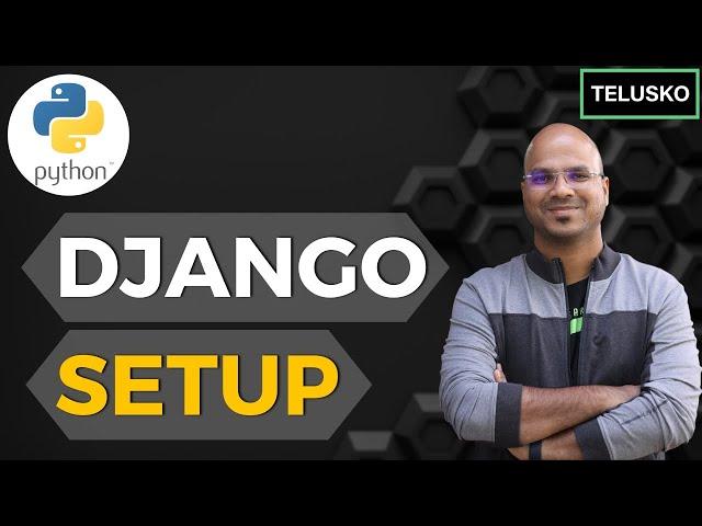 #2 Django tutorials   Setup