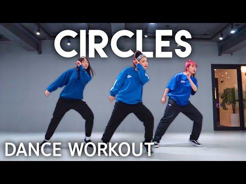 [Dance Workout] Post Malone - Circles | MYLEE Cardio Dance Workout, Dance Fitness