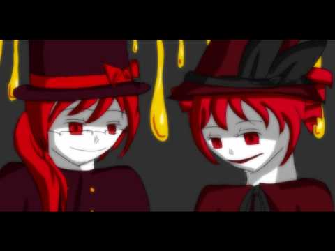 [Teto and Ted Kasane] [UTAU] Trick and Treat