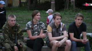 """Турнир военно-патриотических клубов """"Молодая гвардия"""""""