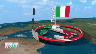 รู้...สู้โควิด-19 ตอน : อิตาลีประกาศปิดประเทศอย่างเป็นทางการแล้ว (10 มี.ค. 63)