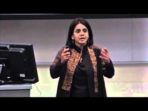Sunita Narain, Challenges for Water Security in the Poor's World, 2015