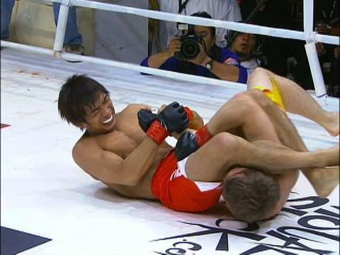 Brad Pickett vs. Hideo Tokoro