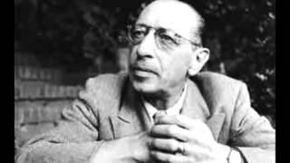 Igor Stravinsky : Scherzo a la Russe