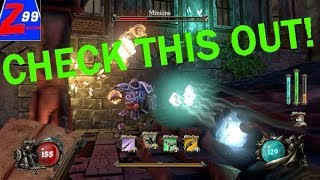 Like gorgeous fast paced action dungeon crawlers? ..check this amazing game & deal out now!