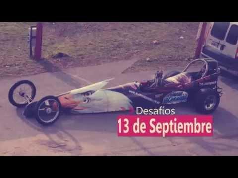 Los autos más rápidos en Olavarría - 13 de septiembre