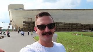 Visiting The Ark Encounter In Northern Kentucky | Real Life Noah