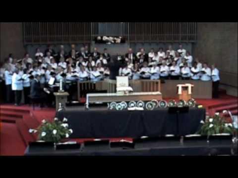 Durham Community Choir performs California Dreamin' Medley