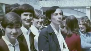 Гимназия 8, Сочи, 1974 год, последний звонок