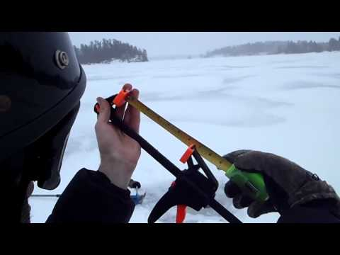 1 11 2012 mn ice fishing pre opener ice report jock 39 s for Mn ice fishing regulations