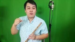 Hướng Dẫn Thổi Sáo Vén Rèm Châu ( Sáo Si ) |  Minh Dương  | Dạy Sáo Trúc |  歐洲誠信帷幕