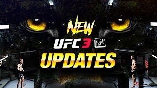 NEW UFC 3 UPDATE Info ft: