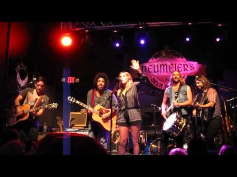 "Grace Potter & The Nocturnals - ""Devil's Train"" - Rib Room - Ft. Smith, AR - 5/30/13"