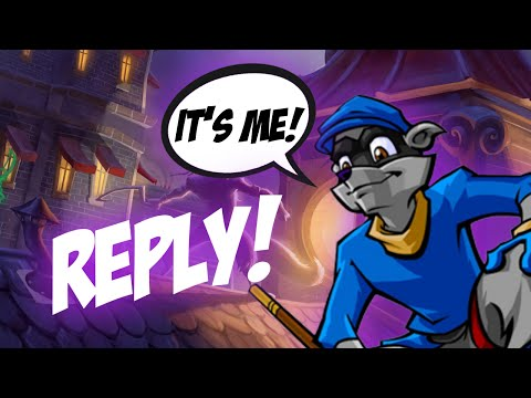 Kevin Miller Responds To Sly Cooper Movie In Development!