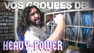 TOP 20 | VOS GROUPES DE HEAVY/POWER METAL PRÉFÉRÉS