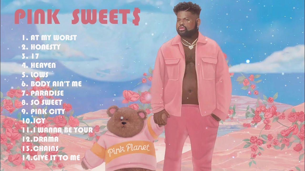 Pink Sweat$ Greatest Hits Full Album -  Best Of Pink Sweat$ 2021