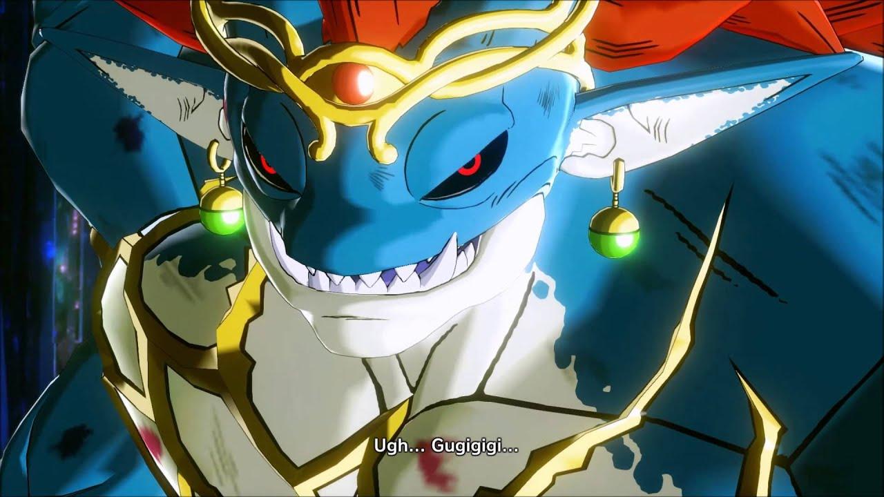 Dragon Ball Xenoverse Demigra final form and secret ending - YouTube
