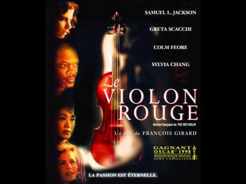 The Red Violin Soundtrack - Pope's Gypsy Cadenza #10