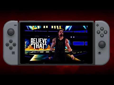 WWE 2K18 - Video