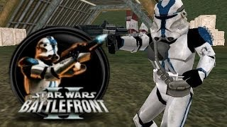 Star Wars Battlefront II Mods (PC): Naboo - Prototype