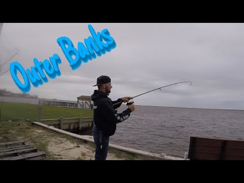 Outer Banks Fishing The Currituck Sound