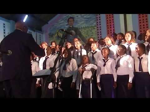 Chorale Christ Roi de Saint Jean-Bosco Pointe-Noire - Gloria