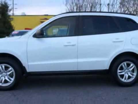 Vann York Nissan >> Used 2012 Hyundai Santa Fe GLS Greensboro, Winston Salem High Point, Kernersville NC Vann York's ...