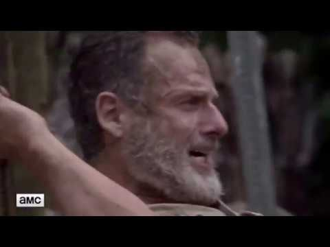 II Rick Grimes Goodbye II +9x05  II    With Daryl