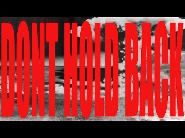 Cayu - Dont Hold Back【Dubstep】