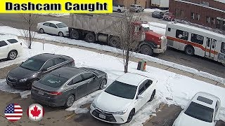 Ultimate North American Cars Driving Fails Compilation - 211 [Dash Cam Caught Video]