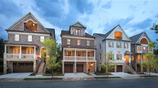 LET'S LOOK INSIDE THIS NEW GATED LUXURY TOWNHOME W/ELEVATOR IN ATLANTA