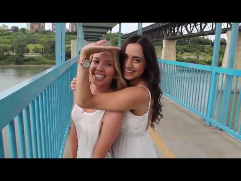 Delta Gamma Recruitment 2017, University of Alberta