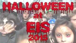 Halloween song at EIS Escola d