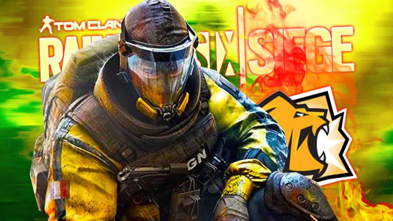 Mit lion zerst ren wir alle rainbow six siege ranked - Lion rainbow 6 siege ...