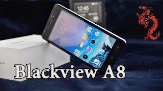 Blackview A8 - НАРЕШТІ, ПРИБУВ! Розпакування і перше знайомство.