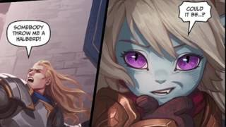 League of Legends - Poppy Comic Narration