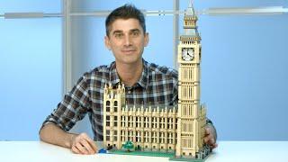 Big Ben - LEGO Creator - 10253 - Designer Video