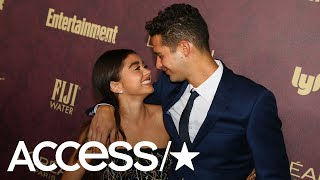 Sarah Hyland & Wells Adams Gush Over Each Other On Their 1-Year Anniversary: 'I Love You Most'