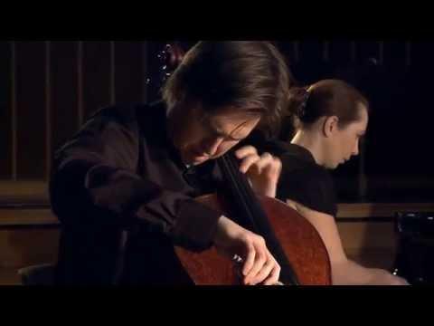 "Alexey Stadler, cello, Karina Sposobina, piano - J. Sibelius, ""Malinconia"", op. 20"