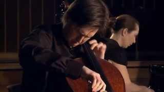 Alexey Stadler, cello, Karina Sposobina, piano - J. Sibelius,