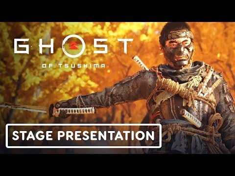 Ghost Of Tsushima Cinematic & Live Orchestra Performance | The Game Awards 2019